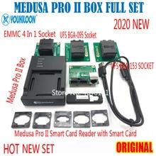 2020 neueste Original Medusa Pro II BOX/Medusa Pro 2 Vollen Satz