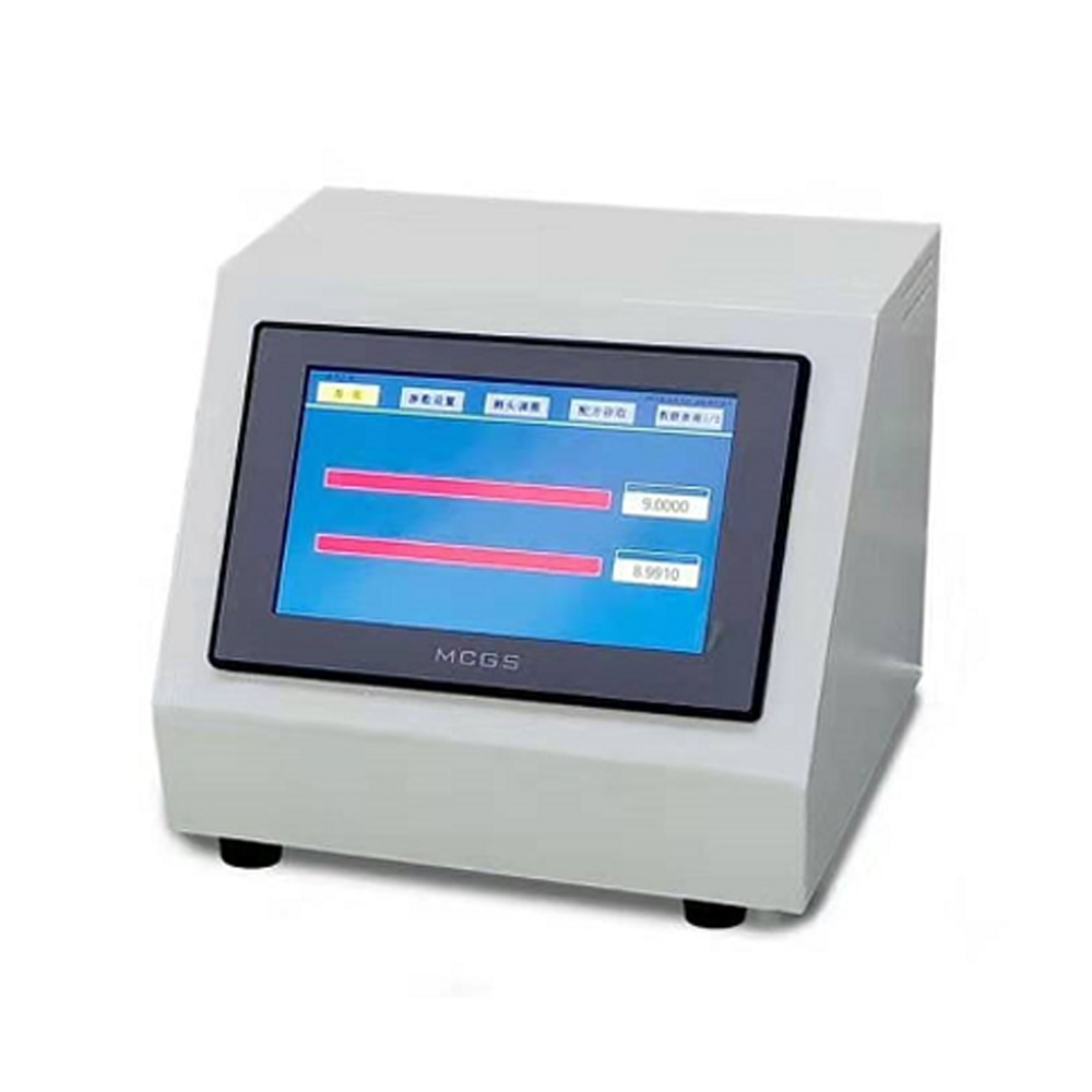 Instrument de mesure pneumatique à double canal écran tactile affichage numérique diamètre intérieur diamètre extérieur Instrument de mesure