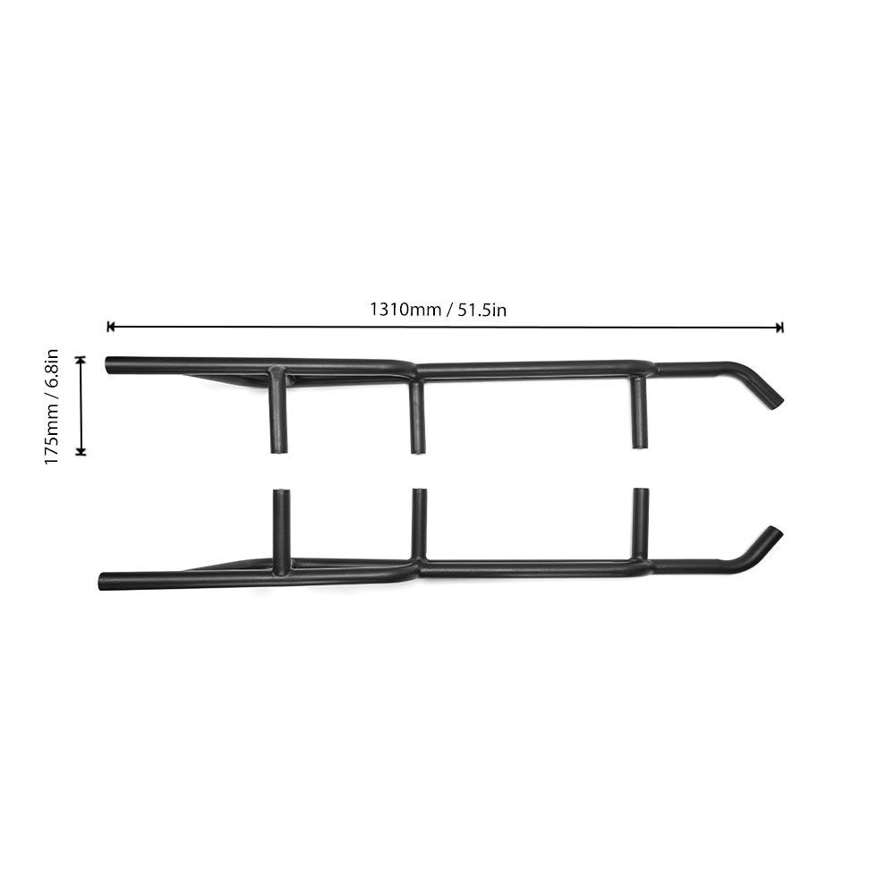 For Can-Am Maverick X3 Nerf Bars Rock Sliders 2017 2018 2019 2020 For Can-Am Maverick X3 900 HO Turbo STD R X DS RS DPS X RC MR enlarge