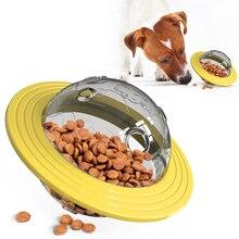 Chat pour animaux de compagnie chien jouets traiter balle distribution de nourriture interactif Puzzle jouet pour chiens jouant chassant mâcher des produits pour animaux de compagnie accessoire vente