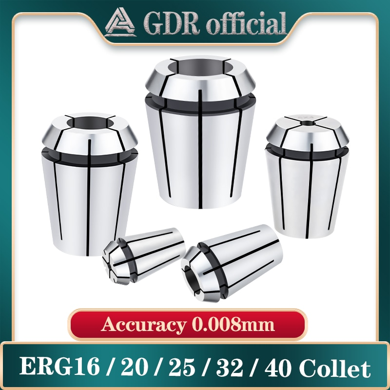 er Tap Collets Tapping Collet Taps ERG32 ERG16 ERG20 ERG25 square Tapping ER Collet ISO type Machine Taps collets Milling Tools