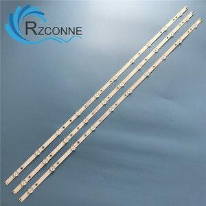 "LED Backlight strip 10 lamp For Sharp 43""TV GJ-2K18-430-D310-V2 2108Z10D0BCC8BH00D EILG4232F53X 430H3-HVN01.U LC-43LB601U"