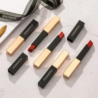 26g 2020 hot 6 color net red pepper waterproof long lasting sexy nude matte lipstick cosmetics free ship wholesale lip gloss