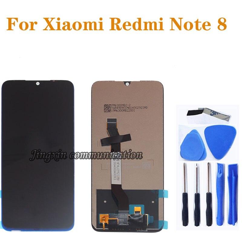 Pantalla Original para Xiaomi Redmi Note 8 pantalla LCD MONTAJE DE digitalizador con pantalla táctil para Redmi Note8 LCD kit de reparación