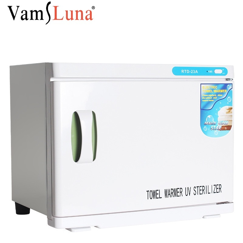 23L Sterilization Cabinet With UV lamp Towel Anti Virus Disinfection sterilizer for Massage Facial S