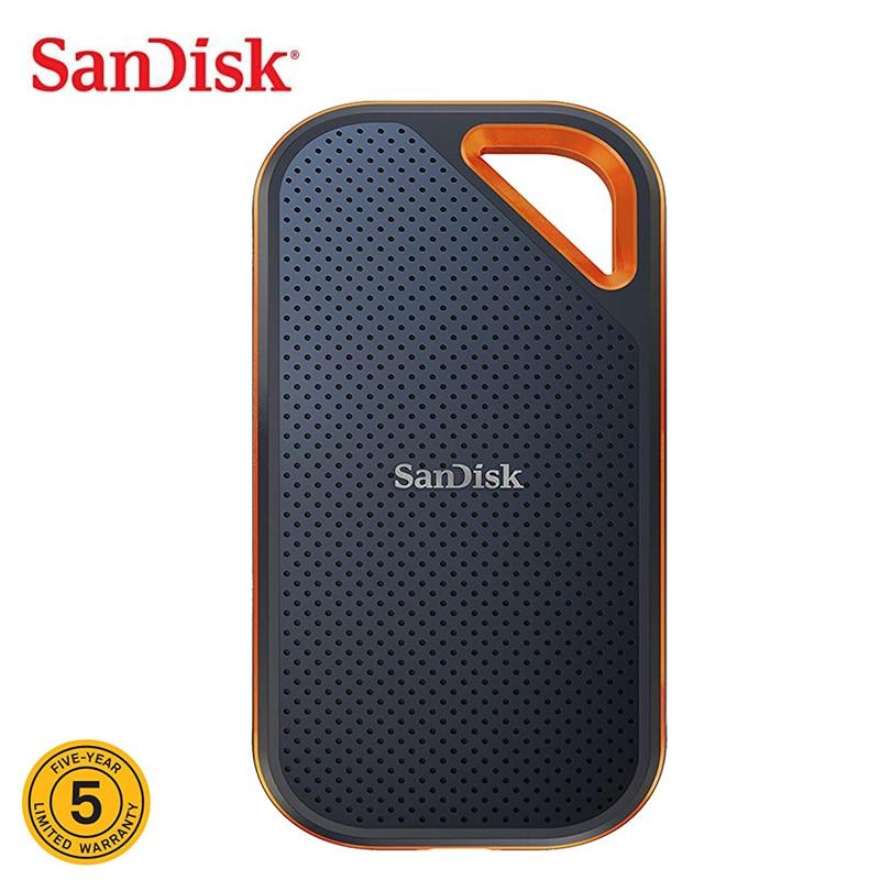 Sandisk Portable SSD Disc External Hard Drive 1TB 2TB USB Type C Mini High Speed Portable 500GB SSD External Hard Drive Esterno