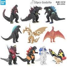 Mucha diversión Ultraman Gomora Godzilla Hydreigon, colección de movilidad conjunta de artículos y accesorios, figuras de juguetes modelo de acción