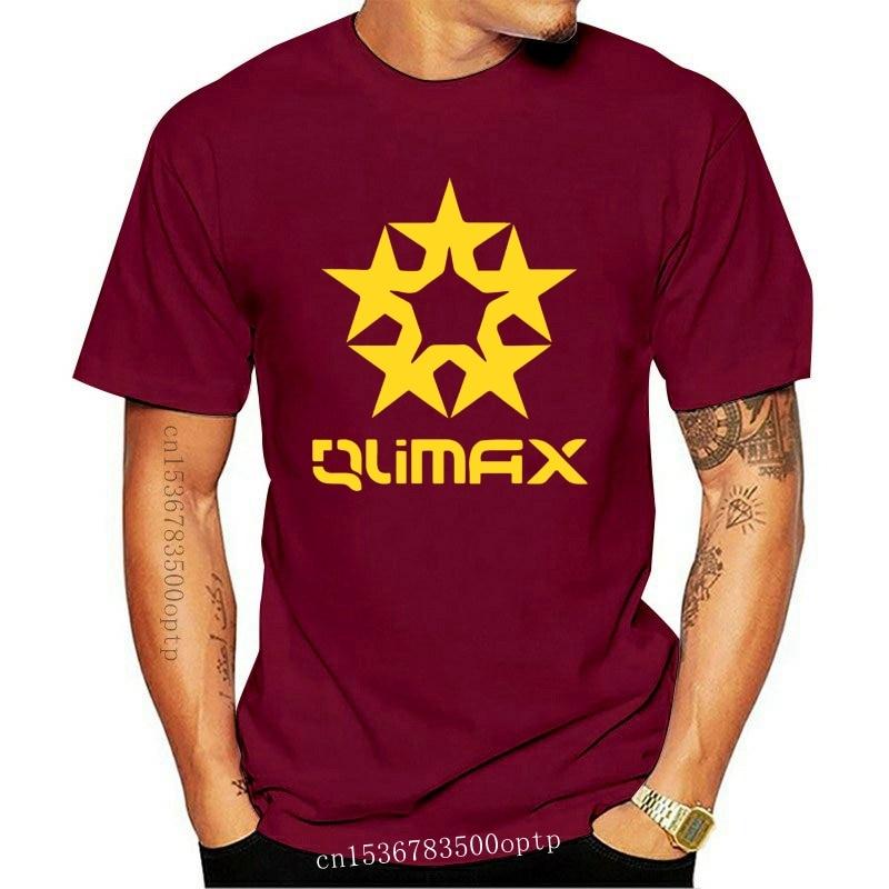 New Men t shirt Summer Fashion Qlimax Rock Band Sleeve O-Neck Hip Hop Masculina t-shirt novelty tshirt women