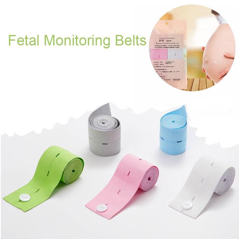 2pcs per bag 6CM Fetal Monitoring Belts for Pregnant woman