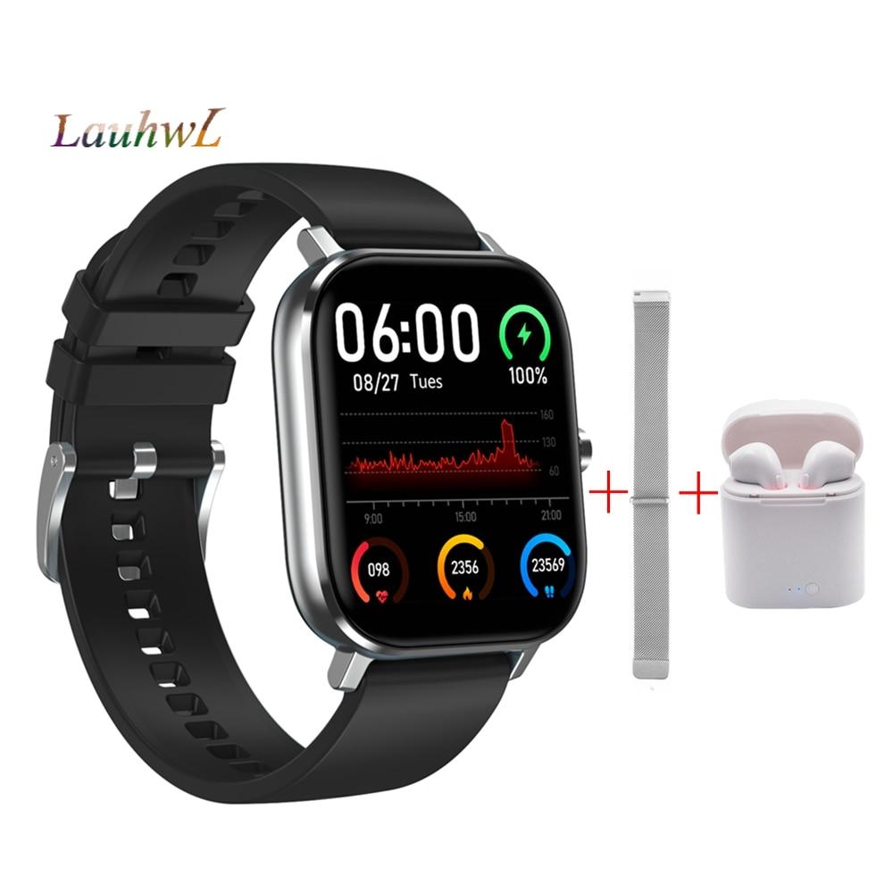 Smart Watch DT35 ECG Heart Rate Monitor Waterproof Multi-sport Modes bluetooth Call Music Control Smart Watch PK iwo11 pro iwo13