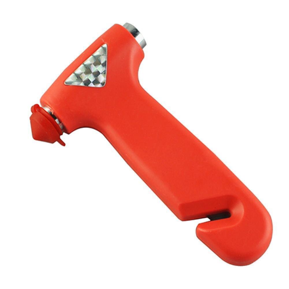 2 в 1 автомобиль Стекло оконный брейкер, безопасный выход Аварийные молотки ремень безопасности резак набор инструментов авто автомобильны...