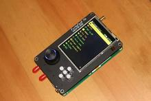 "Hackrf one sdr + 0.5ppm tcxo + 1500 mah 배터리 + 3.2 ""터치 lcd 용 portapack h2"