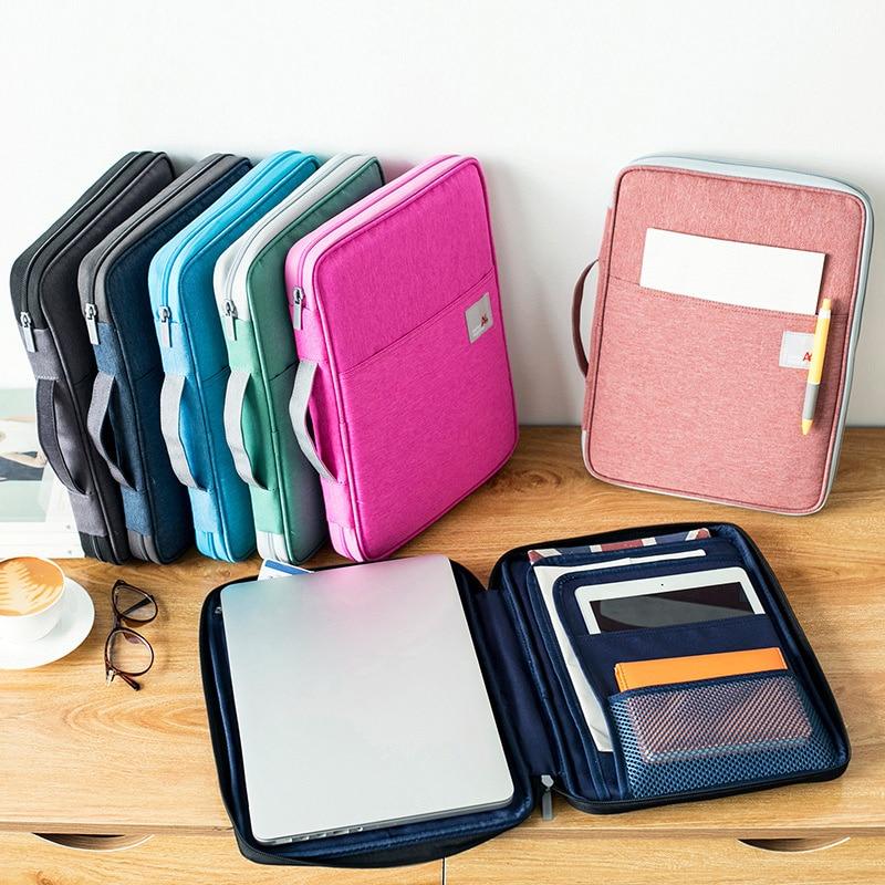 Oxfored oxfored file bag A4 folder, briefcase, notebook storage bag, pen, notebook, computer, student gift