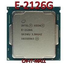 Processeur Xeon E-2126G 3.3GHz 12 mo 6 cœurs 6 fils LGA1151