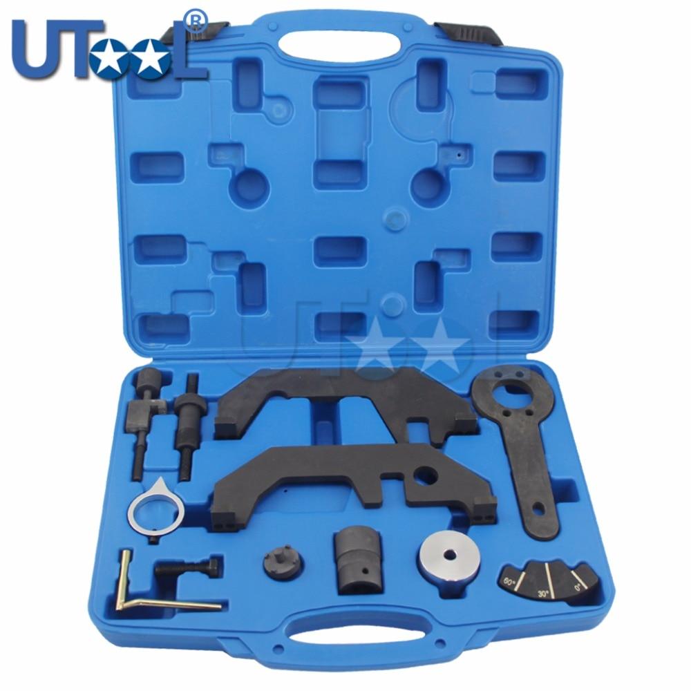Engine Camshaft Chain Timing Locking Setting Tool Kit for BMW N62 N73