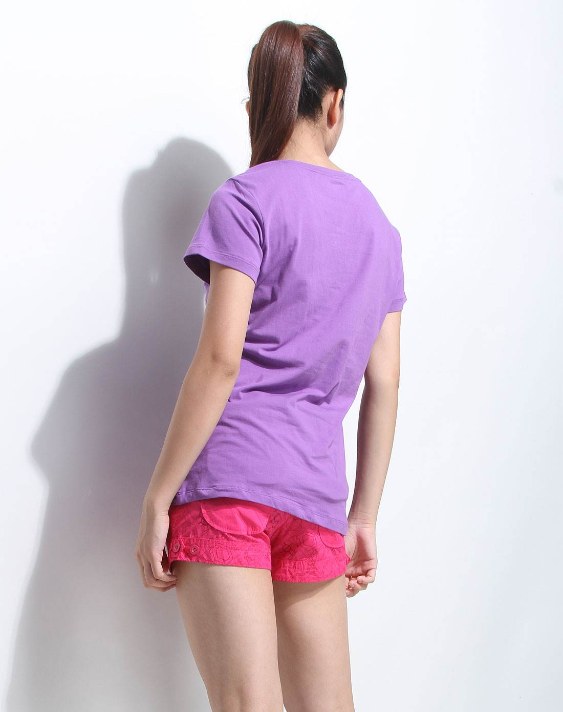2020 Women Shirt orange  8 Style Cotton Shirt