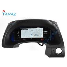 Écran LCD instrument multimédia Navigation pour-Nissan patrouille 2016 2017 2018 2019 Android voiture tableau de bord compteur écran GPS lecteur