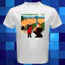 Brian Eno Another Green World Music Legend White Men'S T-Shirt Size S-Xxl Streetwear Tee Shirt