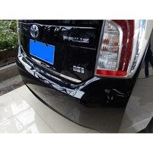 for Toyota PRIUS tailgate trim strip modified special PRIUS ZVW30 tailgate trim strip body trim strip