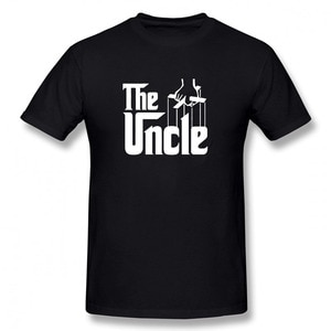 Funny Cool Christmas Uncle Family Birthday The Legend T Shirts Men Summer Style Short Sleeve Cotton T-shirt Tops Camisetas