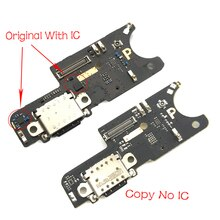 Original USB Charging Port Connector Flex Cable With Mic Microphone Replacement Parts For Xiaomi Mi
