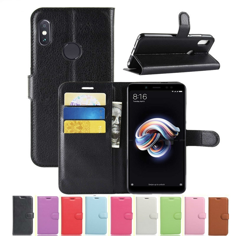 Чехол Walle для Xiaomi Mi A2 MiA2 Mi 6X Mi6X, роскошный кожаный чехол-книжка Xiami Xiomi Mi 6x A2, чехол для телефона, чехол-бампер, чехлы