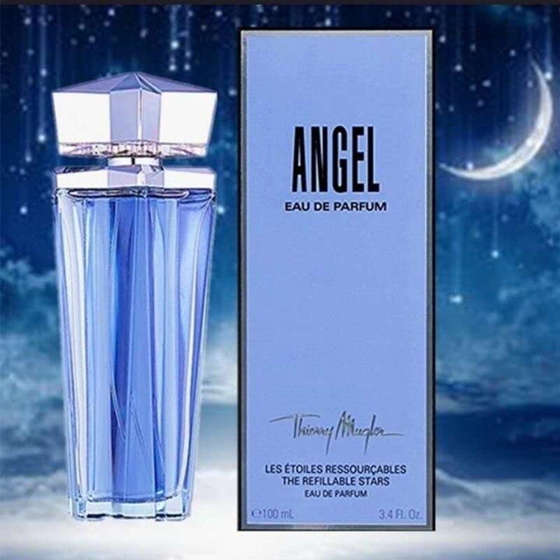 Brand Parfume for Women ANGEL Lasting Fresh Lady Eau De Parfum MUGLER Original Antiperspirant Fragrance Female EDP Parfum Femme