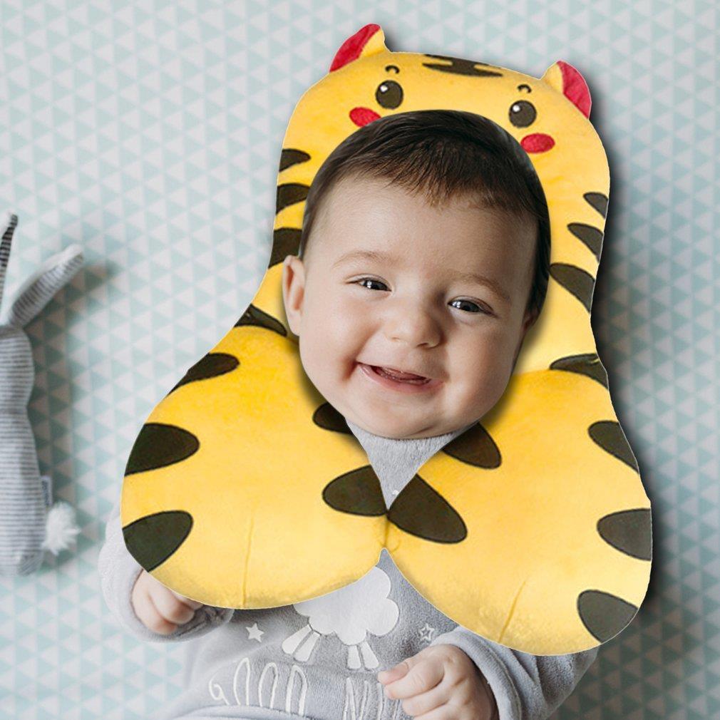 Детская Автомобильная подушка, подушка на подголовник, дорожная подушка для шеи, поддержка головы автомобильного сиденья, плечевая Подушка...