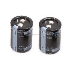 2 stücke 10000uF 35V Radial Aluminium Elektrolyt Kondensatoren 25x40mm Dropship