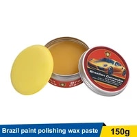 car wax crystal plating set hard glossy wax layer covering paint surface coating formula waterproof film car polish clean tool