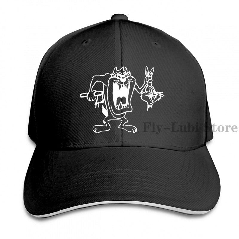 Bad s Bugs Bunny Beheaded By Taz Baseball cap men women Trucker Hats fashion adjustable cap