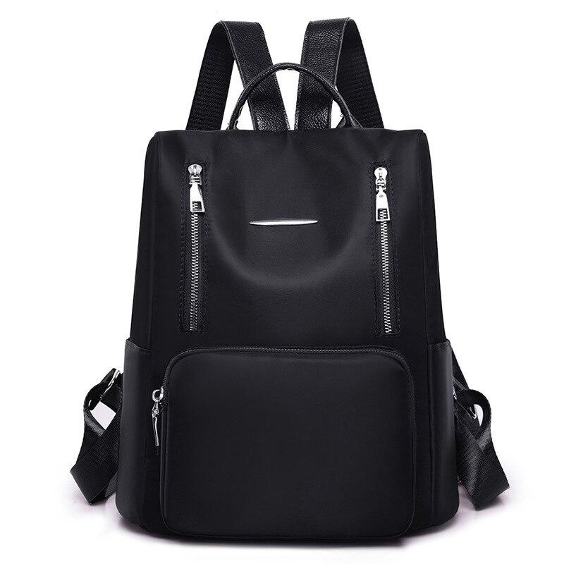 حقيبة ظهر للسفر في الهواء الطلق للسيدات ، حقيبة ظهر جديدة من النايلون ، حقيبة ظهر مقاومة للماء ومتعددة الوظائف ، 2020
