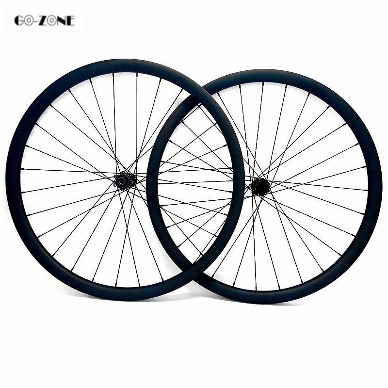 27.5er ruedas bicicletas de montaña XC 30x25mm rueda de bicicleta sin cámara DT 240S 110x15 148x12 mtb disco carbono rueda set 1420 radios