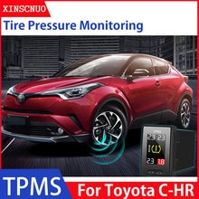 Car Electronics OBD TPMS For Toyota CHR/C-HR 2018 2019 2020 Tyre Pressure Monitor System Digital Pre