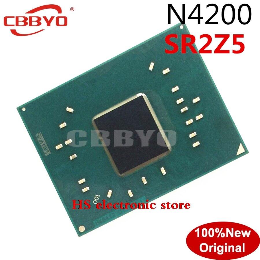100% الأصلي جديد نوعية جيدة SR2Z5 N4200 بغا رقاقة