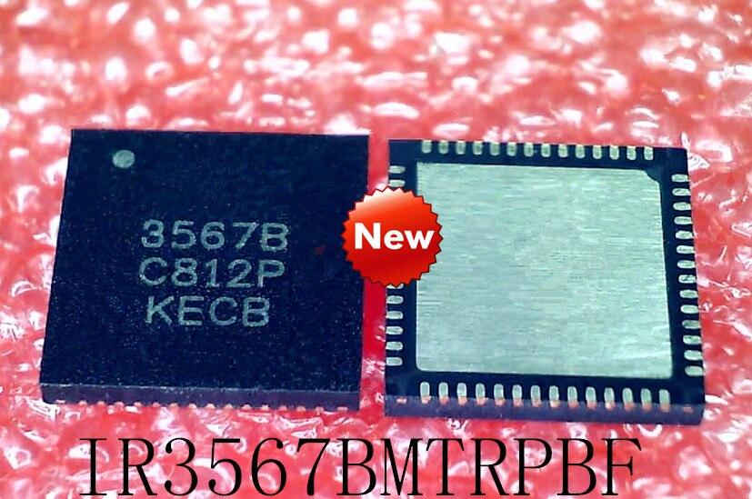 Nuevo IR3567BMTRPBF IR3567B 3567B QFN52