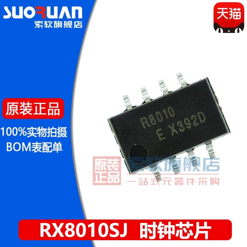 شحن مجاني RX8010SJ R8010 R8010 SOP-8 10 قطعة