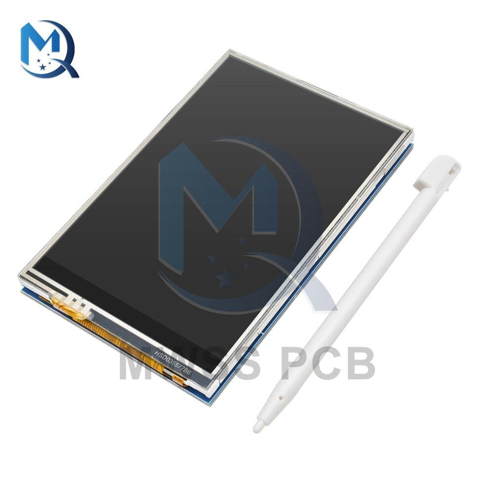 ЖК дисплей 3,5 дюйма 480x320 TFT, HD модуль цветного экрана LI9486, контроллер с поддержкой платы UNO MEGA2560 с/без сенсорной панели