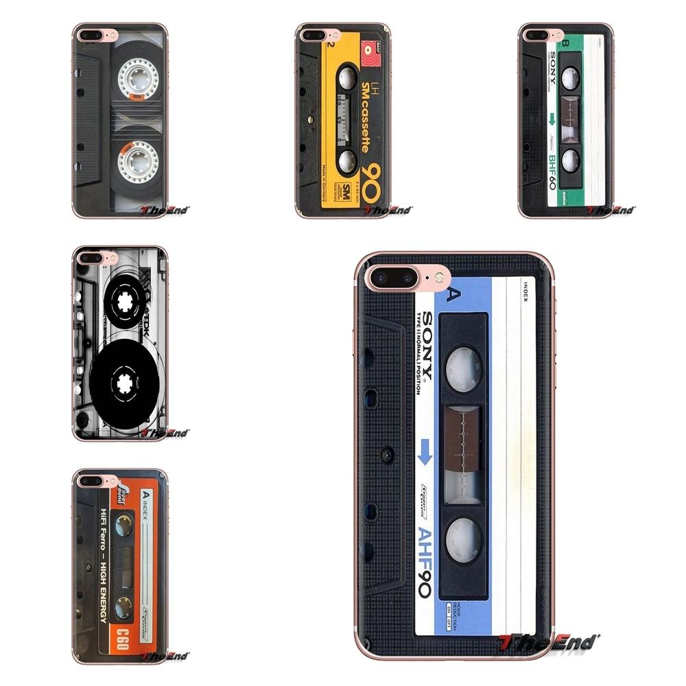 Retro lado viejo 3310 cinta de Cassette para Oneplus 3T 5T 6T Nokia 2 3 5 6 8 9 230, 3310, 2,1, 3,1, 5,1, 7 2017, 2018 fundas de carcasa blanda