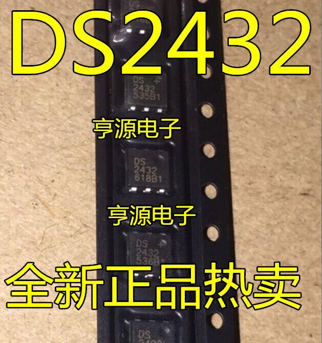 DS2432 DS2432P SOJ6