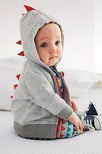 Cartoon Autumn Dinosaur Design Newborn Baby Boy Jacket Outerwear Coats Boys Kids Clothes