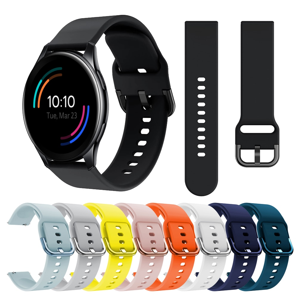 Ремешок-силиконовый-для-oneplus-watch-band-спортивный-сменный-Браслет-для-наручных-часов-one-plus-22-мм