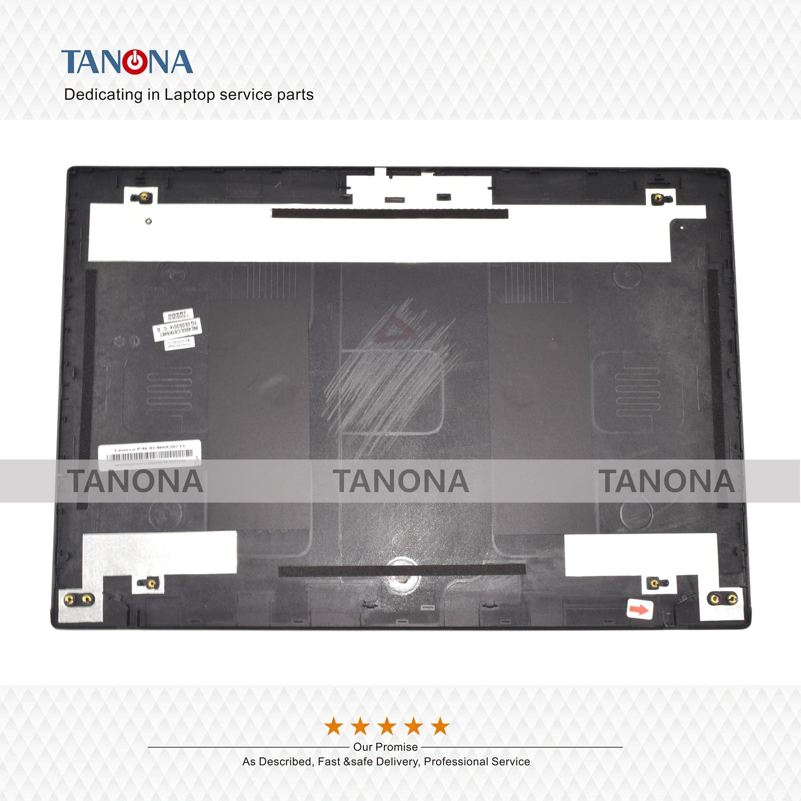 A-grade para lenovo thinkpad t450 lcd capa traseira capa traseira caso superior habitação ap0sr000400 não-toque modelo 00hn540 preto