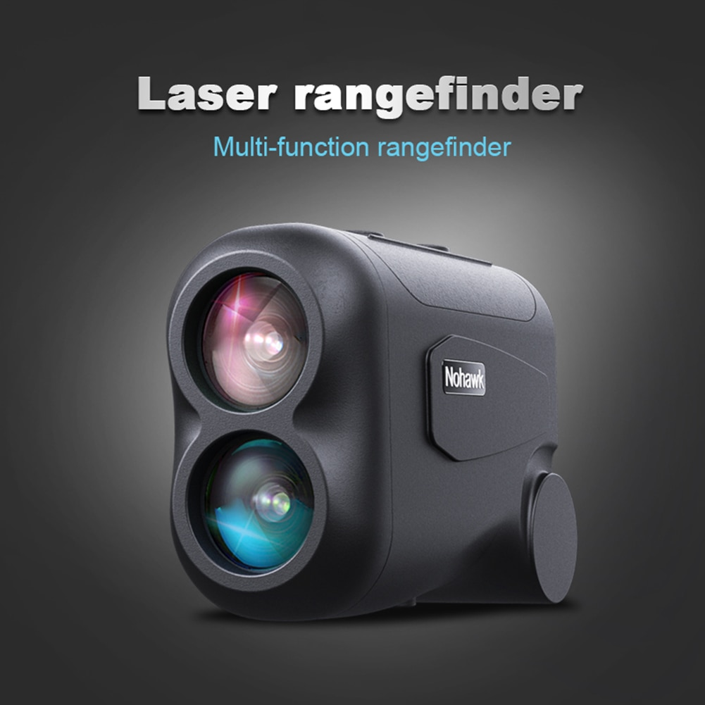 GOLF Rangefinder for Hunting Sport 1500m Laser Range Finder Telescope Measure Distance Meter with Bluetooth Function
