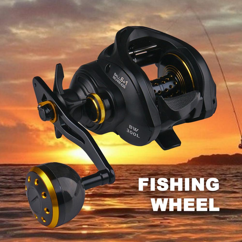 16kg Braking Force Metal Freshwater Fishing Baitcasting Reel for Outdoor enlarge