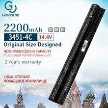 Golooloo 14.8V 40WH Laptop Battery K185W M5Y1K For DELL Vostro 3451 3458 3551 3558 V3458 V3451 N3558 N5558 WKRJ2 GXVJ3 HD4J0