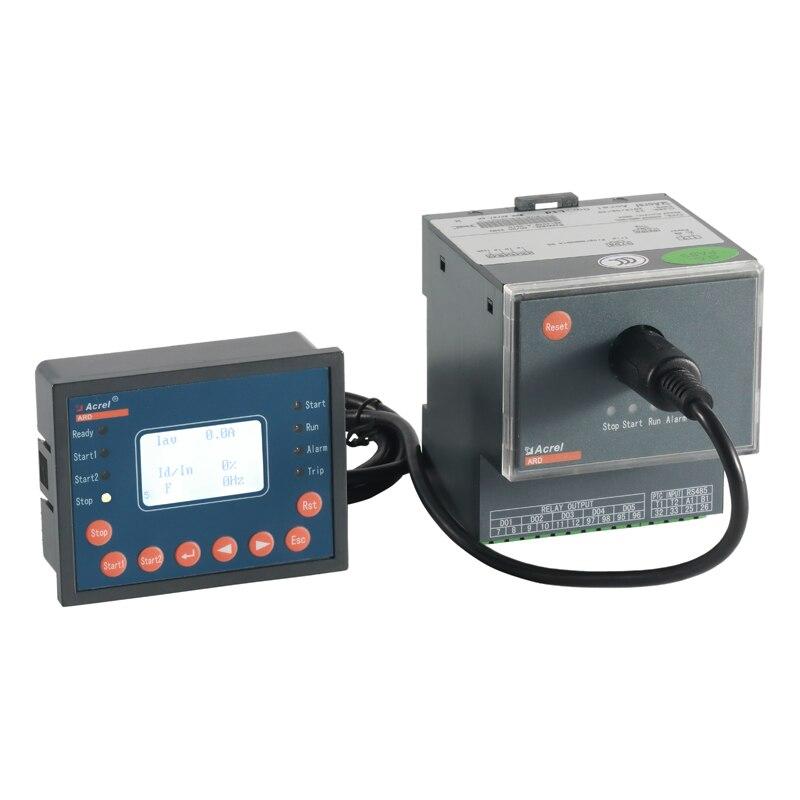الجهد المنخفض فصل العرض و واقي المحرك تستخدم على نطاق واسع في مصنع الورق ، مصنع الاسمنت CE المعتمدة AR2F-1/م