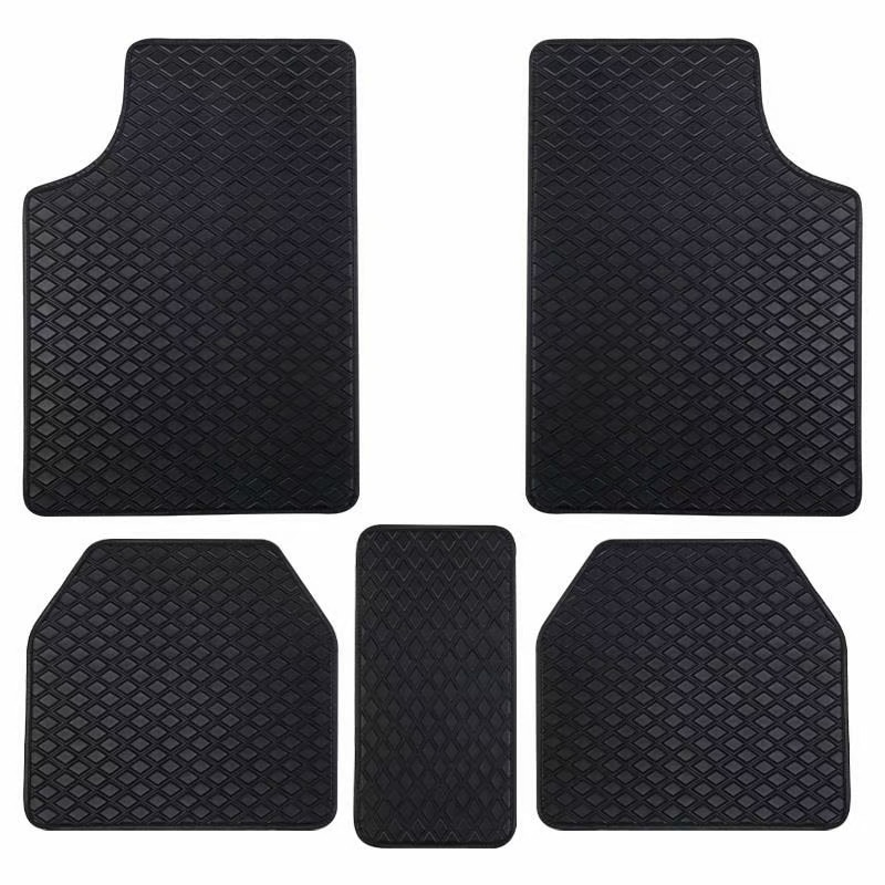 3D Car Floor Mats For Peugeot all models 206 307 407 207 2008 3008 508 208 308 406 301 car accessorie Car Carpet Covers