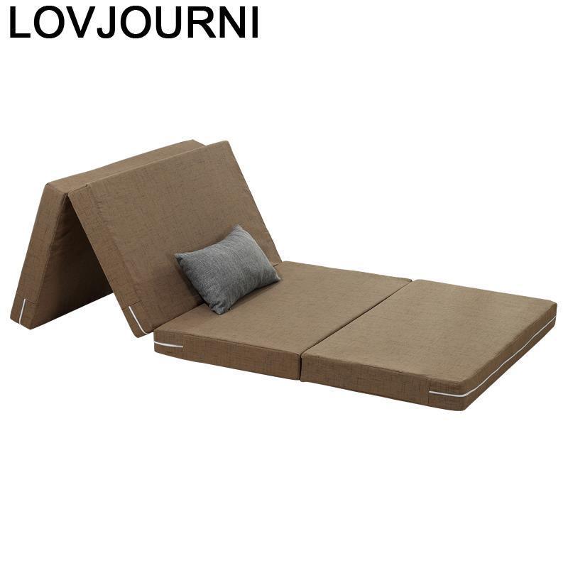 Colchón Plegable para dormitorio, Topper, Lipat Tooper, Tatami iluminado, colchón