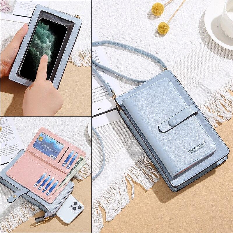Модная Прозрачная женская сумка на плечо, маленькая летняя сумочка для телефона, женские сумки через плечо, брендовые Роскошные кредитницы,...